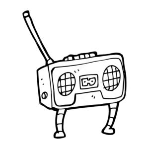 Radio radiokes