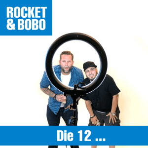 Podcast Rocket & Bobo - KISS