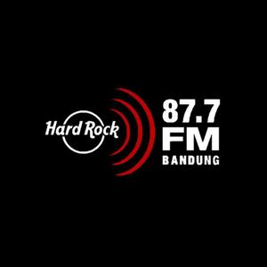 87.7 HARDROCK FM BANDUNG