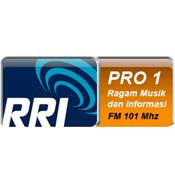 Radio RRI Pro 1 Surakarta FM 101