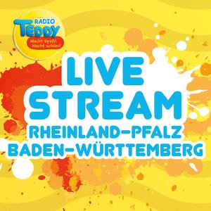 Radio Radio TEDDY - Rheinland-Pfalz Baden-Württemberg Livestream