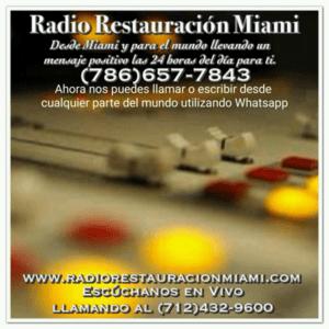 Radio Radio Restauracion Miami