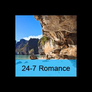 Radio 24-7 Niche Radio - Romance