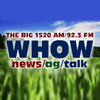WHOW - The Big 1520 AM