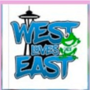 Radio West Loves East Radio