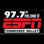 Radio WZZN-FM - ESPN 97.7 The Zone