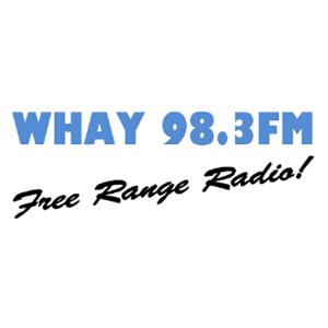 Radio WHAY - Free Range Radio 98.3 FM