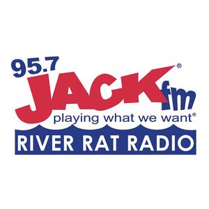 Radio KPKR - 95.7 Jack FM River Rat Radio