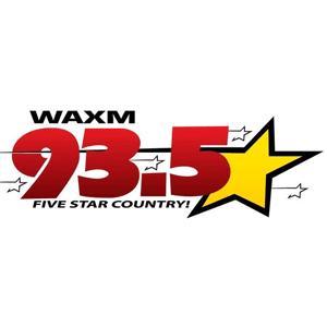 Radio WAXM - Five Star Country 93.5 FM
