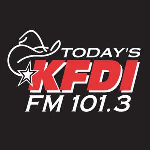 Radio KFDI-FM - 101.3 FM