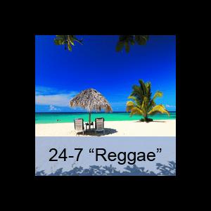 Radio 24-7 Niche Radio - Reggae