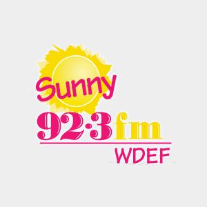 Radio WDEF-FM - Sunny  92.3 FM