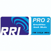 Radio RRI Pro 2 Singaraja FM 105.4