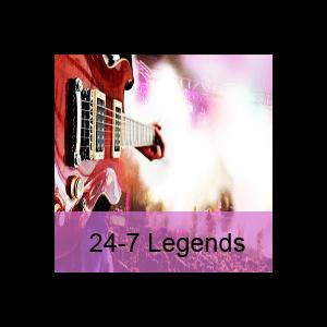 Radio 24-7 Niche Radio - Legends