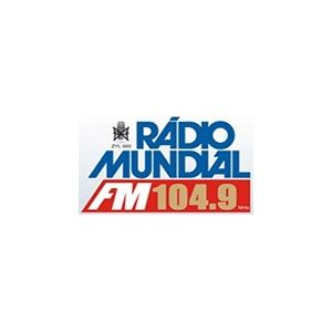 Radio Radio Mundial Recreio 104.9 FM