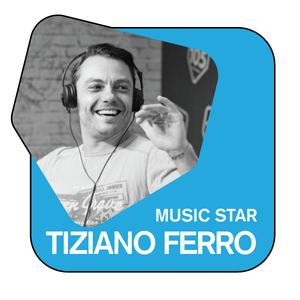 Radio Radio 105 - MUSIC STAR Tiziano Ferro