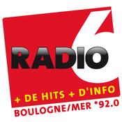 Radio Radio 6 - Boulogne Sur Mer 92.0 FM