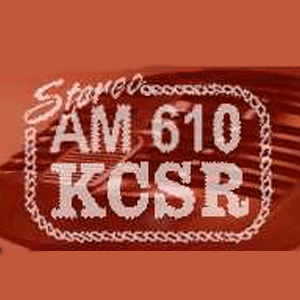 Radio KCSR - Stereo 610 AM