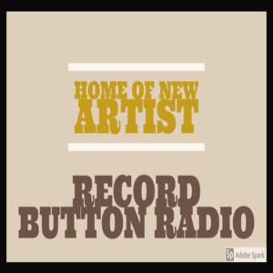 Radio Record Button Radio