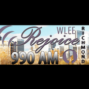 Radio WLEE Rejoice 990 AM