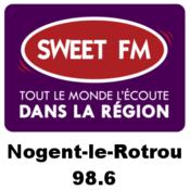 Radio Sweet FM - Nogent-le-Rotrou 98.6