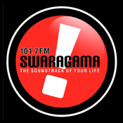 Radio Swaragama 101.7 FM Jogja