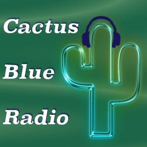 Radio Cactus Blue Radio